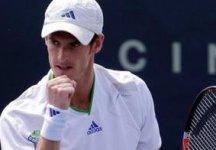 Andy Murray si prende una piccola pausa di tre settimane. Ritornerà a Parigi Bercy