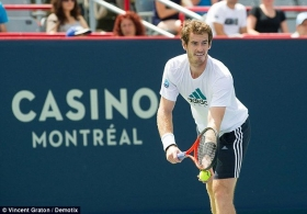 Andy Murray classe 1987, n.5 nella race