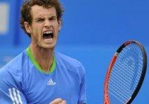ATP Queen's: Andy Murray ad un passo dalla sconfitta Trionfa nel torneo londinese