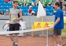 Andy Murray si separa da Jonas Björkman