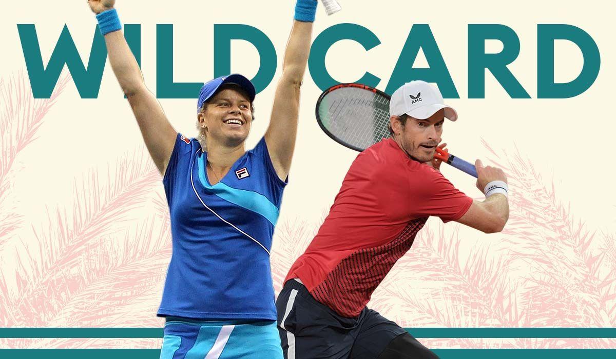 Le wild card per il torneo di Indian Wells