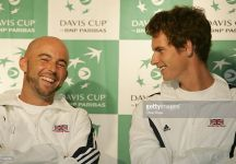 Andy Murray assume Jamie Delgado