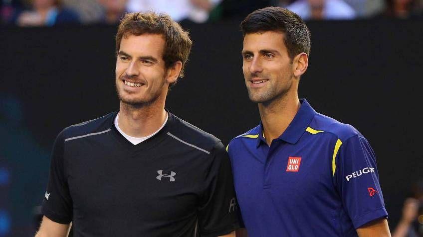 Andy Murray critica Novak Djokovic