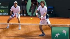 Andy Murray decisivo per il successo del doppio britannico