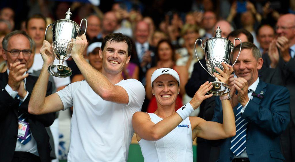 """Wimbledon: Scoppia la polemica per il doppio misto. Gli organizzatori """"Riteniamo che i premi per il doppio misto sono ad un livello appropriato, se si confronta con gli altri eventi del Grand Slam"""""""