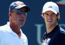 """Ivan Lendl parla di Andy Murray: """"Non sono mai arrivato al punto da allontanarmi da Andy"""""""