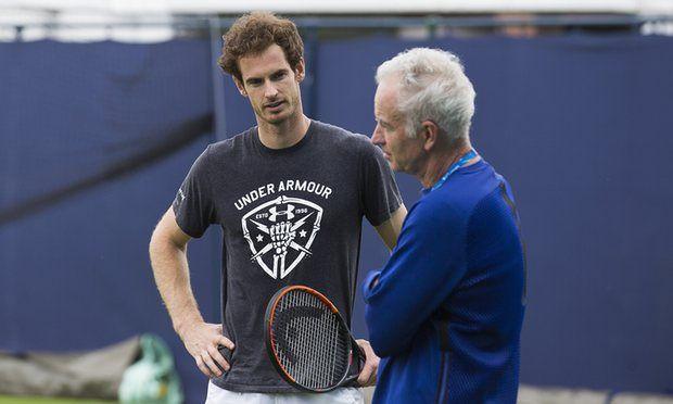 John McEnroe e la polemica con Andy Murray
