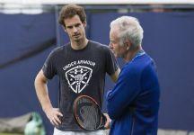 """John McEnroe e la polemica con Andy Murray: """"È il quarto miglior giocatore al mondo. È inferiore agli altri e ne è consapevole"""""""