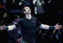 """ATP Finals: Andy Murray supera in due set Novak Djokovic con un tennis molto solido, vince il suo primo """"Masters"""" e chiude l'anno da n.1 (di M. Mazzoni)"""