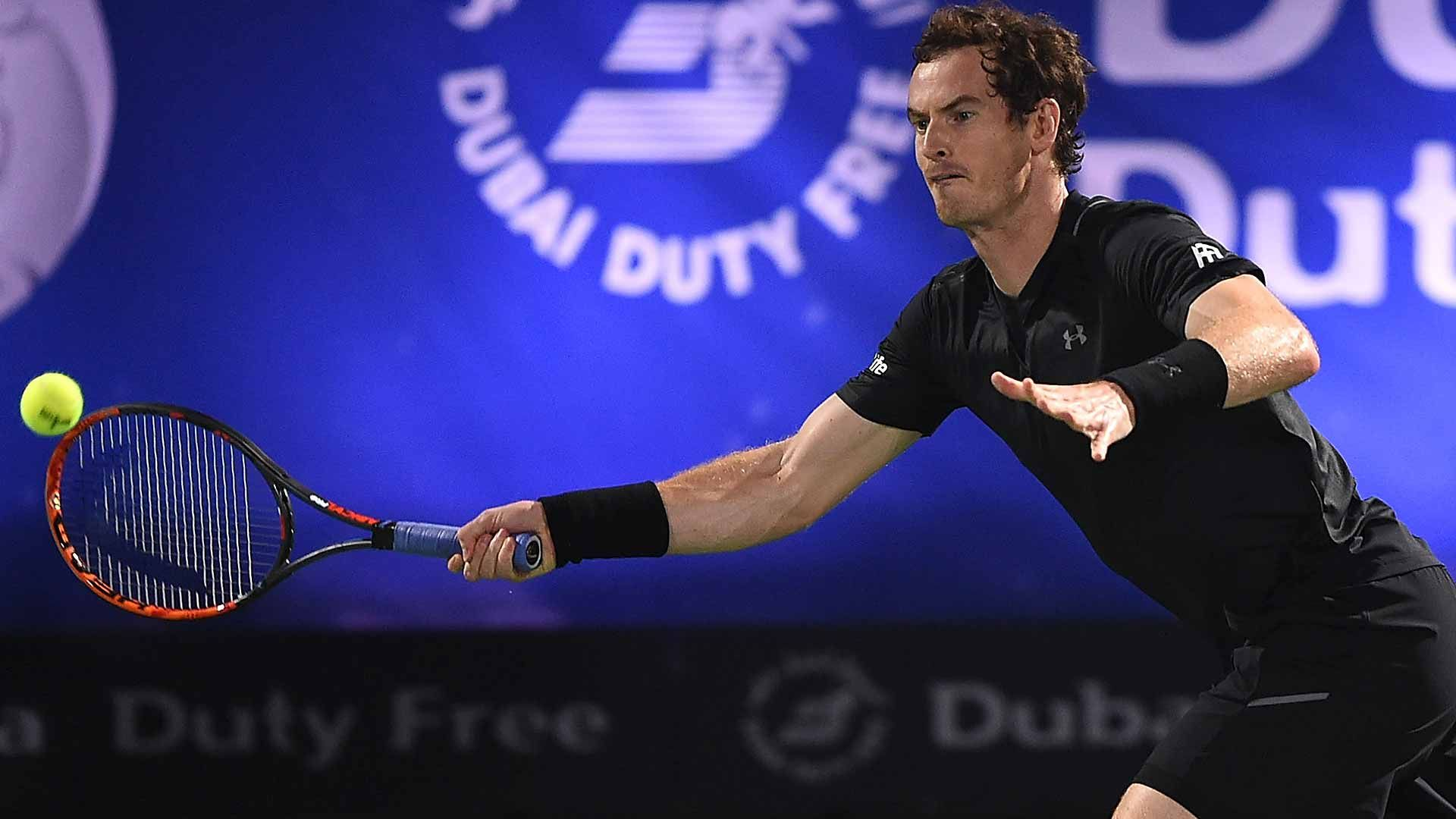 Andy Murray classe 1987, n.1 del mondo