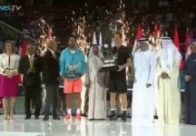 ATP Dubai: Andy Murray vince il 45 esimo titolo in carriera (Video)