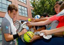 Notizie dal Mondo: Murray vuole i cinque set per le donne. Serena Williams da record. Djokovic a quota 18. Hewitt ha dato tutto. Raonic fiducioso. Nadal e Djokovic si sfideranno anche a Novembre e Murray diventa l'uomo dell'anno (Video)