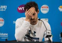 Andy Murray operato oggi in Australia all'anca. Stop di almeno sei mesi