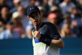 Andy Murray nella foto