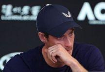 Andy Murray in isolamento casa dopo test positivo al Covid-19