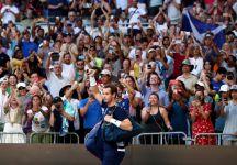 Andy Murray si cancella dai tornei di Febbraio