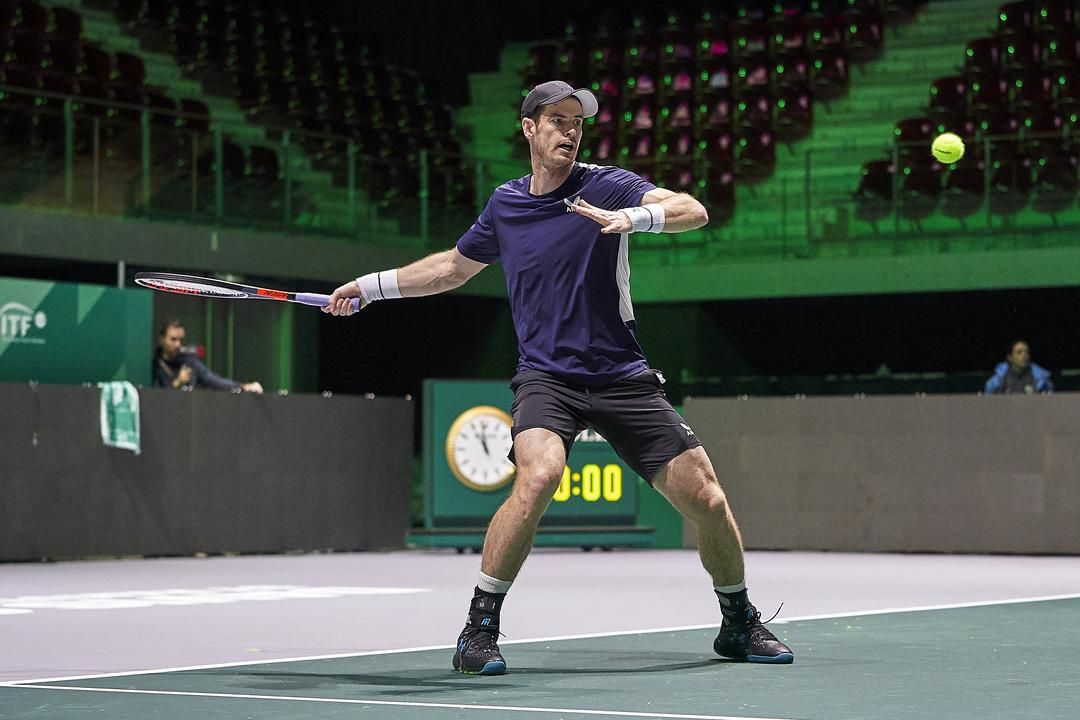 Andy Murray ex n.1 del mondo