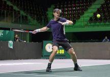 Davis Cup Finals, Gran Bretagna-Olanda 1-0: Andy Murray supera Griekspoor in tre set