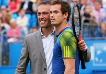 Ross Hutchins si allena a Miami con Andy Murray