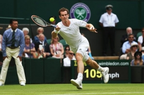 Andy Murray classe 1987, n.5 del mondo