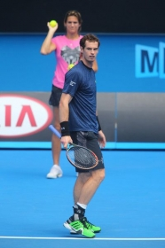Andy Murray, 28 Anni, Nr. 3 Atp