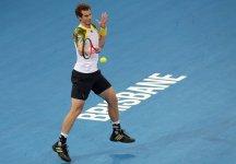 Andy Murray risponde a C. Rochus sulla questione doping