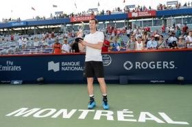 Andy Murray da oggi al n.2 del mondo