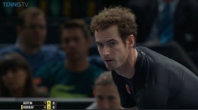 Andy Murray classe 1987, n.2 del mondo