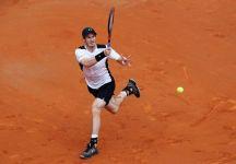 Andy Murray parla del suo aiuto coach Delgado