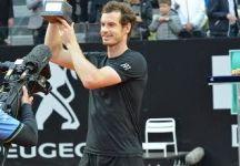 Masters1000 Roma: un Murray aggressivo e molto solido sorprende Djokovic, regalandosi il primo titolo al Foro Italico nel giorno del suo 29esimo compleanno