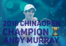 Andy Murray vince il torneo di Pechino. 40 esima vittoria in carriera