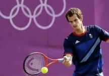 Giochi Olimpici – Londra 2012: Risultati seconda giornata. Pioggia protagonista. Bene Murray e Sharapova, soffre Tsonga. Fuori la tds n.2 Radwanska