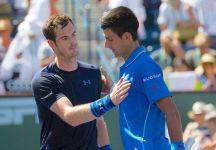 """Murray: """"Djokovic è il più efficace nello scegliere il colpo migliore per la situazione, ma non negli ultimi tornei"""""""