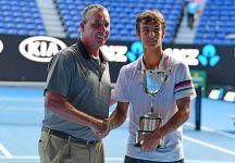 """Lorenzo Musetti dopo il successo agli Australian Open Juniores: """"Djokovic mi ha detto che ho vinto grazie ad una grande forza mentale"""""""