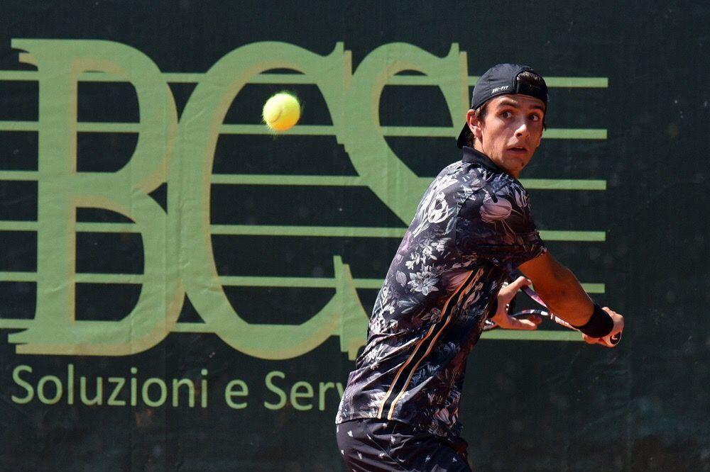 Lorenzo Musetti nella foto