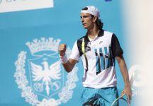 """Challenger Forlì: Il resoconto delle Semifinali. Lorenzo Musetti è in finale """"Harris  è un bravissimo ragazzo e avrebbe meritato di vincere, visto che stava giocando meglio di me"""" (con il programma di domani)"""