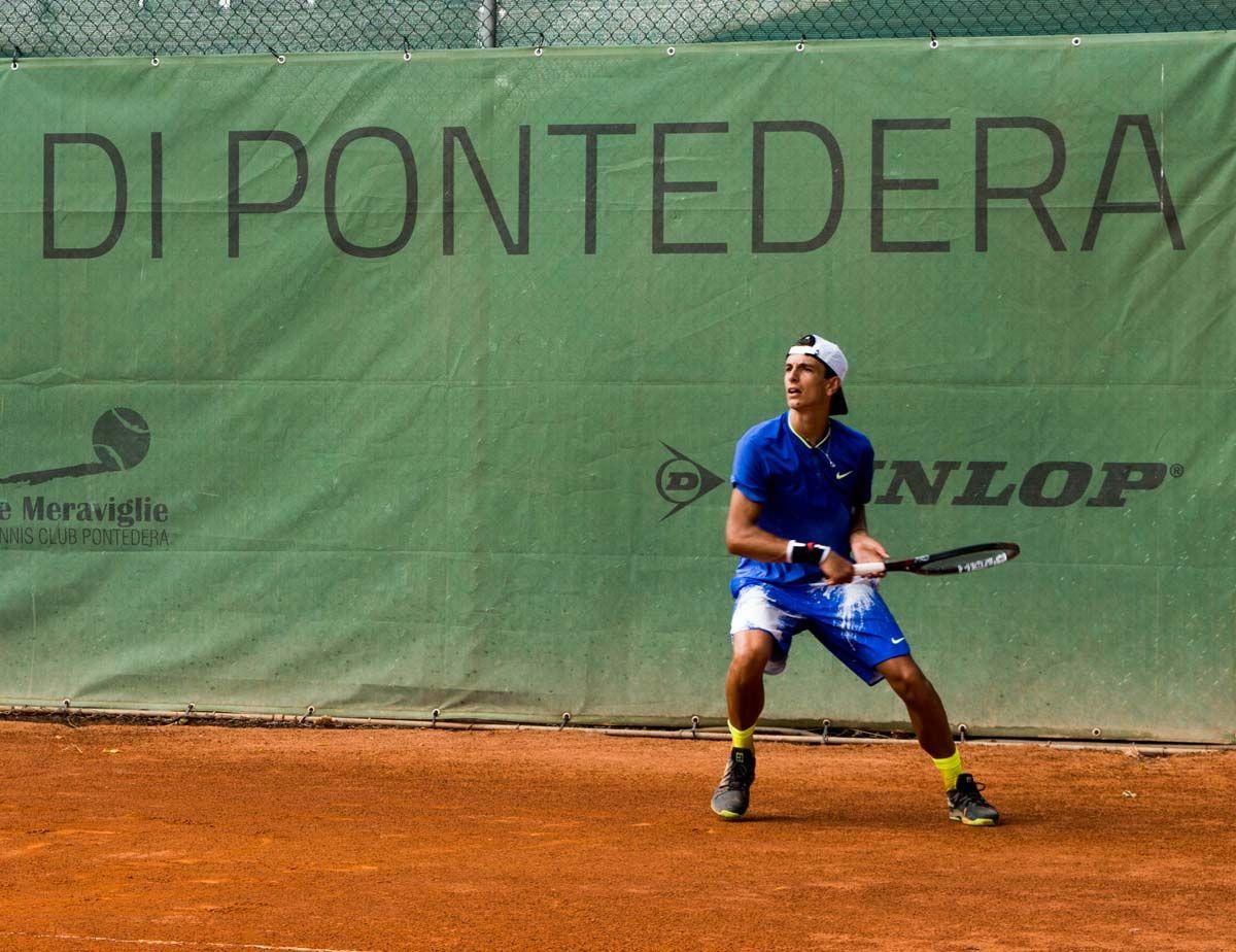 Lorenzo Musetti classe 2002