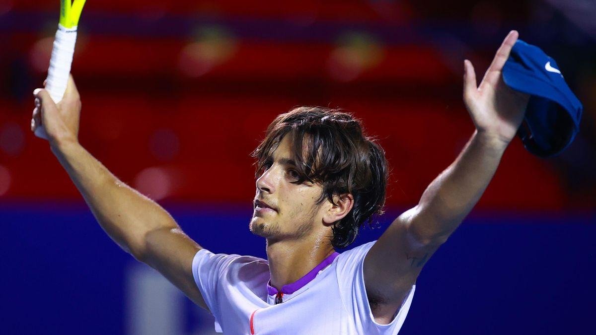 Lorenzo Musetti, prima semifinale in un ATP 500 ad Acapulco