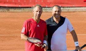 Sfida tra Tomas Muster e Francesco Cancellotti