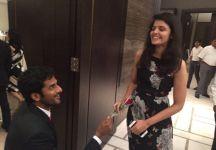 Davis Cup: Saketh Myneni e la dichiarazione di matrimonio durante la cena ufficiale