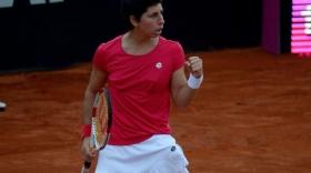La Suarez Navarro sarà l'ultima vincitrice del torneo di Oeiras