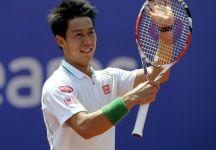 """Parla Kei Nishikori: """"Spero di poter giocare il Masters di Londra, rimanere in corsa fino alla fine è una delle cose più difficili"""""""