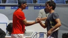 Rafael Nadal e Pablo Andujar
