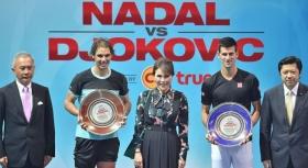 Sia Nadal che Djokovic hanno guadagato 1,028,000 euro a testa.