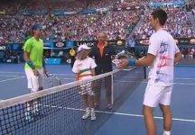 Il video della finale dell'Australian Open 2012