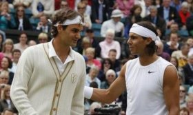 Rafael Nadal e Roger Federer si sfideranno anche ad Halle