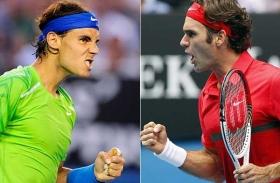 Melbourne. Ore 19.30 di venerdì 24 gennaio. Forse anche 19.40. La prima palla salirà verso il cielo e sarà colpita dalle corde di Rafael Nadal o Roger Federer, ad aprire la seconda semifinale degli Australian Open 2014.