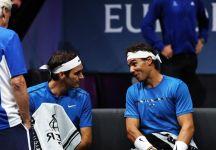La Laver Cup, i 250 mila dollari e gli ingaggi di Nadal e Federer