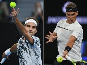 I record Slam di Federer e Nadal