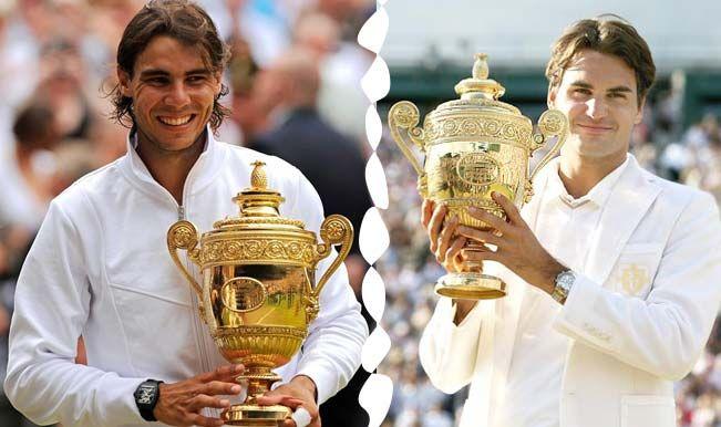 Wimbledon: Roger Federer e Rafael Nadal si potranno sfidare solo in Finale